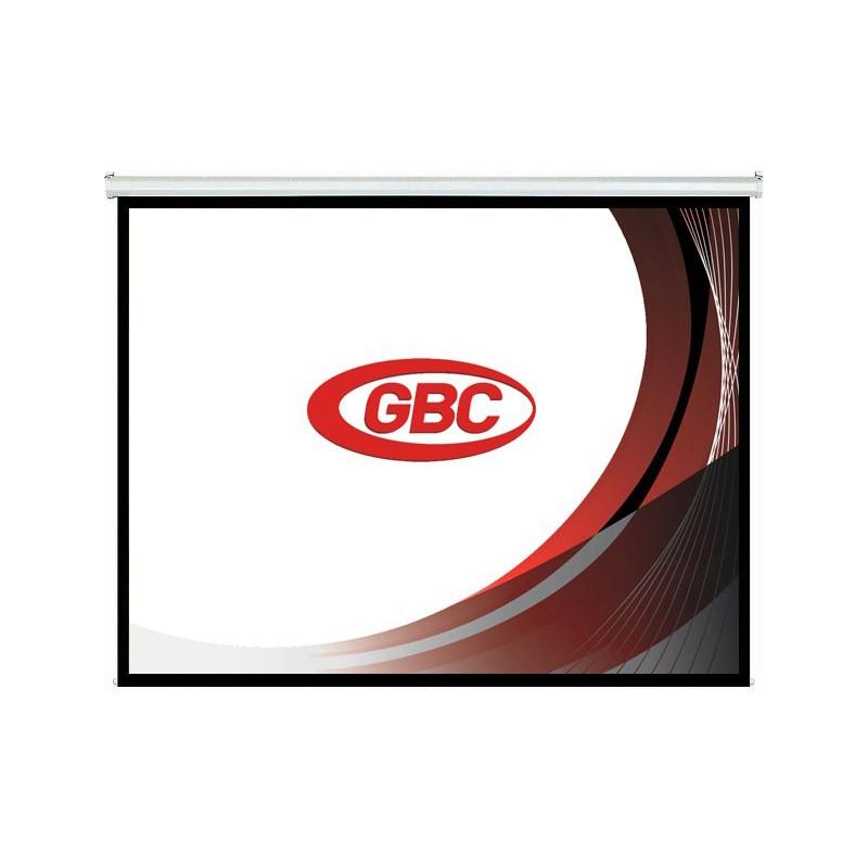 Ecran de proiectie electric GBC PSAX106D