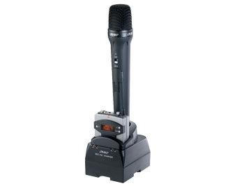 Unitate incarcare dual HDC‐702 pentru microfon de tip handheld EJ-701 si EJ-7