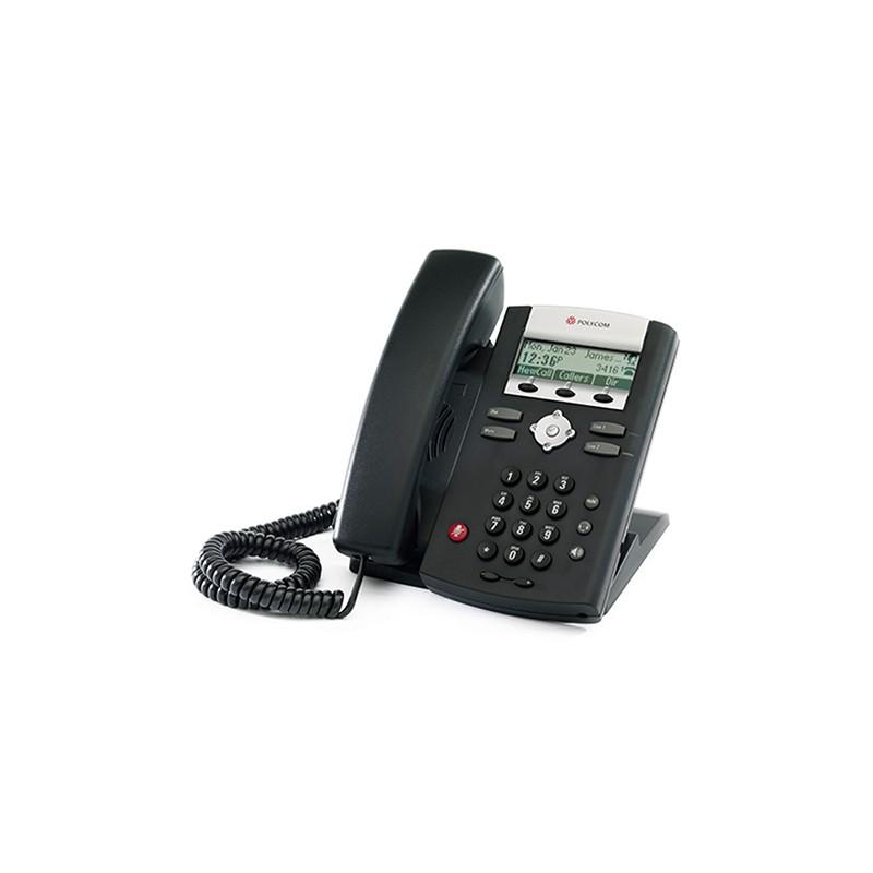 Telefon desktop VoIP Polycom SoundPoint IP321