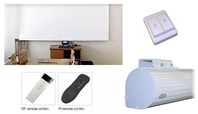 Ecran proiectie videoproiector  EUROSCREEN Diplomat XL MD3530-W