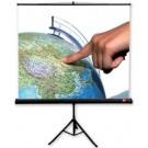 Ecran proiectie videoproiector Avtek Tripod Standard 200