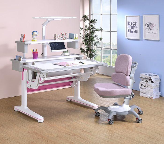 scaun birou 142L-PK singbee in camera copilului