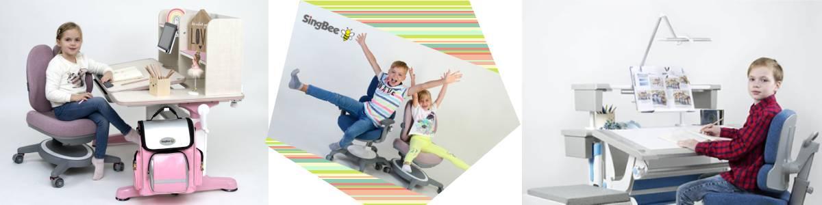 birou pentru copii singbee banner 1