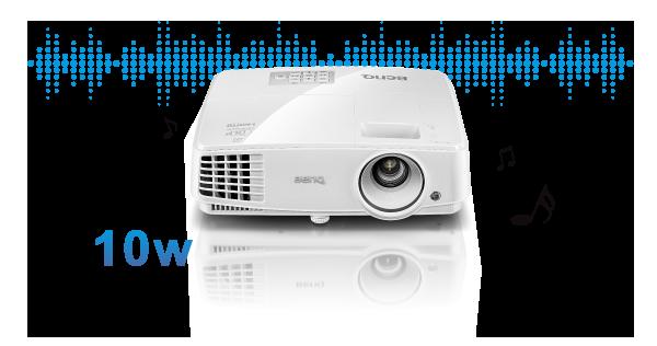 videoproiector Benq  MW632ST difuzor integrat de 10W