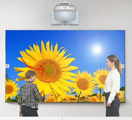 Videoproiector Short-Throw Epson EB-530 educatie