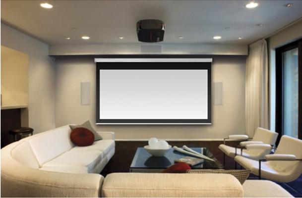 Ecran de proiectie electric Ligra Video Ele 350x220