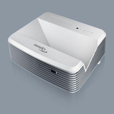 Model videoproiector Ultra Short Throw Optoma EH320UST Full HD DLP