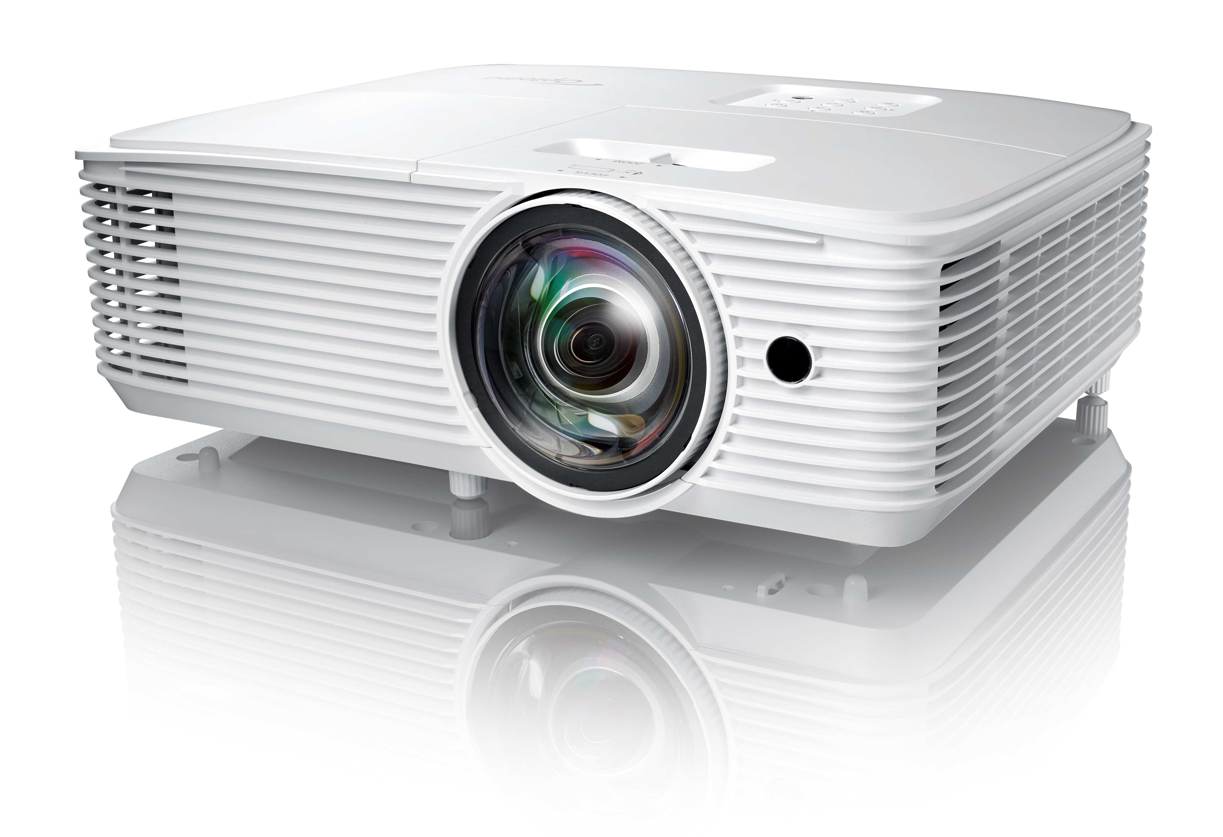 videoproiector Optoma X308STe pachet interactiv