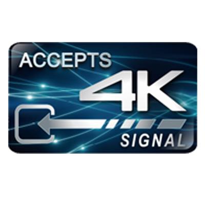videoproiector panasonic PT-RZ120B suporta intrari 4k
