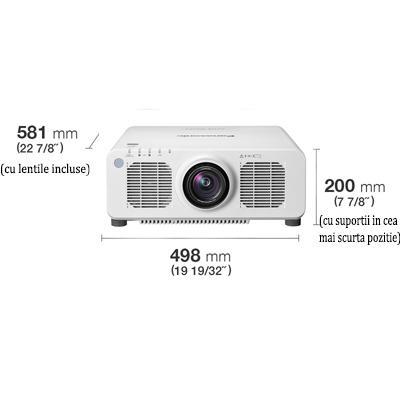 Panasonic PT-RZ120LW Gallery5