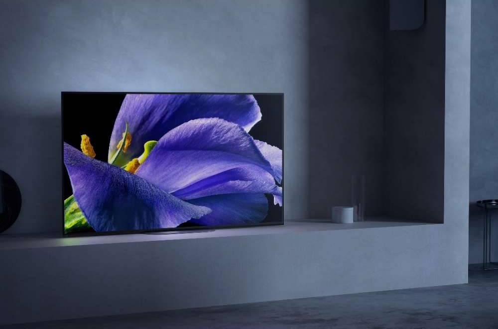 Display Sony FWD-77A9G/T sala asteptare mediul business