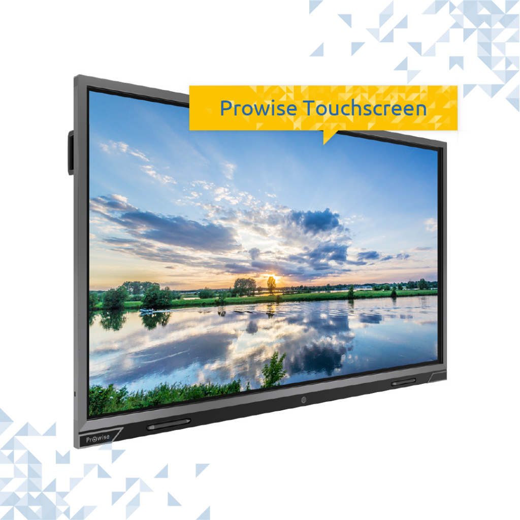 updrage garantie touchscreen prowise