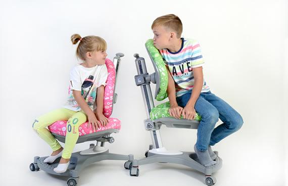 Scaun birou copii reglabil SingBee fete si baieti