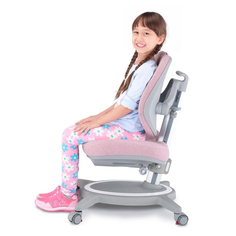 scaun birou pentru copii 142L-PK singbee 1