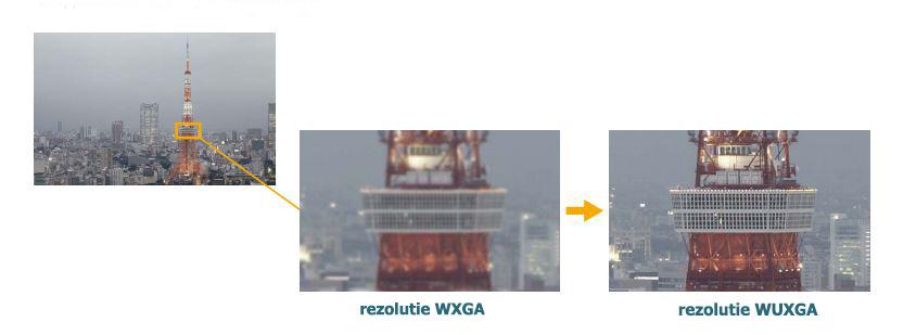 Videoproiector Sony VPL-FHZ61L 3 LCD rezolutie wuxga