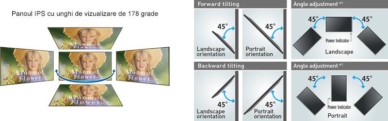 Display IPS LED Panasonic TH-55LF8W