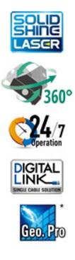 videoproiector profesional Panasonic PT-RZ970LW caracteristici