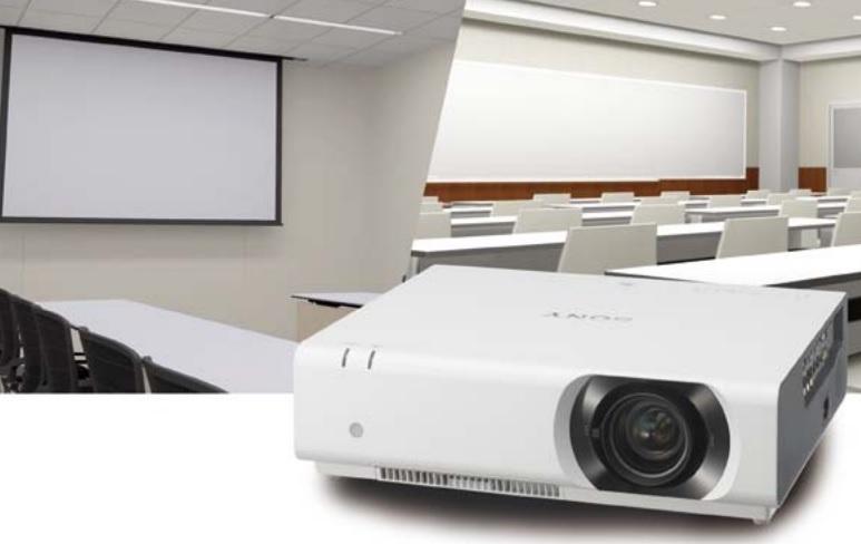 Videoproiector Sony VPL-CH370 sali clasa si sali de sedinta