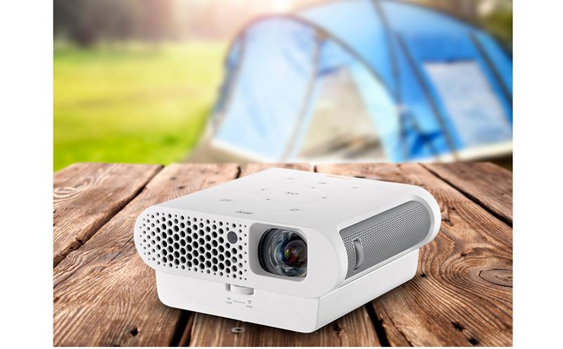 Videoproiector_LED_Portabil_Benq_GS1_DLP_300_lumeni