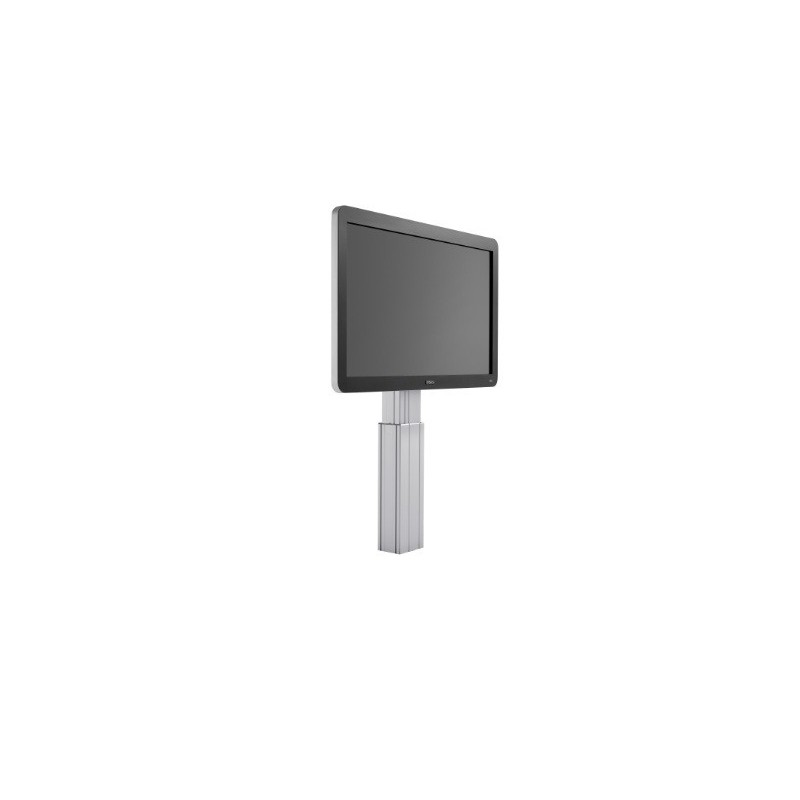 Lift electric montare perete pentru display interactiv pana la 84