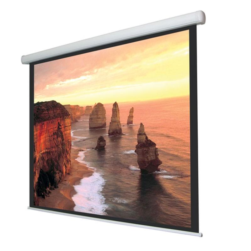 Ecran de proiectie electric Ligra Cinedomus 200x162