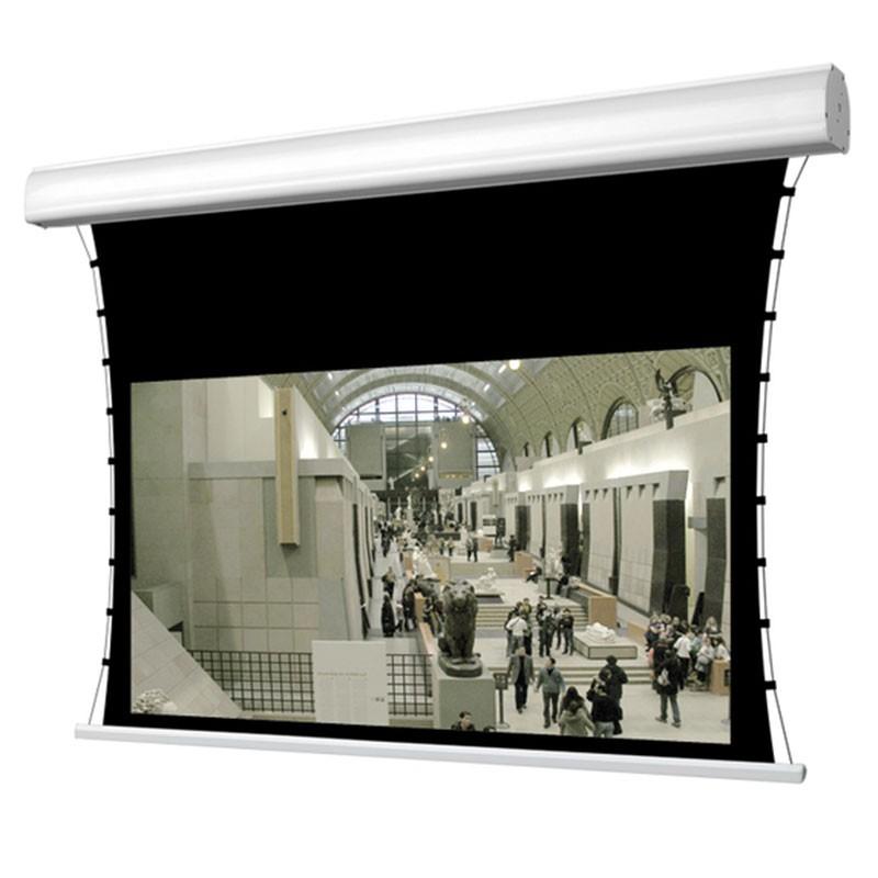 Ecran de proiectie electric Ligra tensionat 168x129