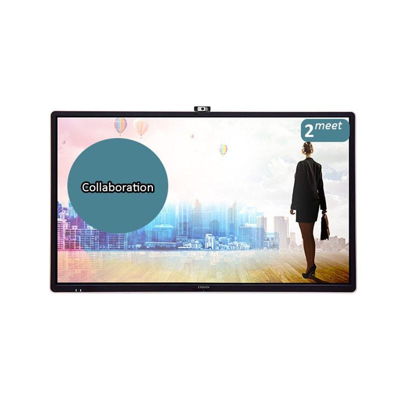 Display Interactiv Ultra HD CTOUCH Leddura 2Meet