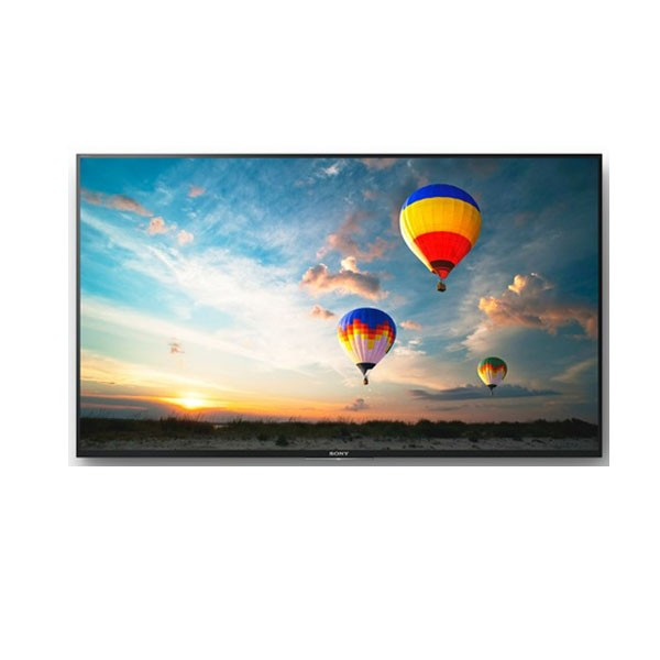 Display 4K LED Sony FW-55XE8001