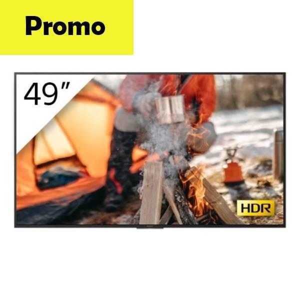 Display profesional Sony Bravia FWD-49X70H/T, 4K uhd,hdr promo