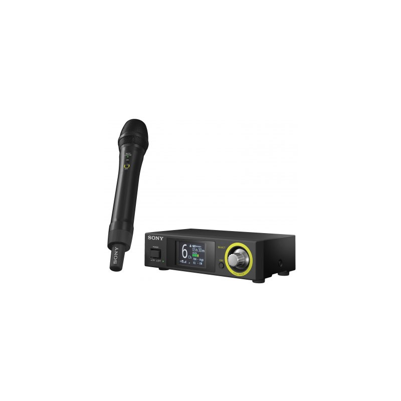 Pachet Presenter Digital Wireless Sony DWZ-M70