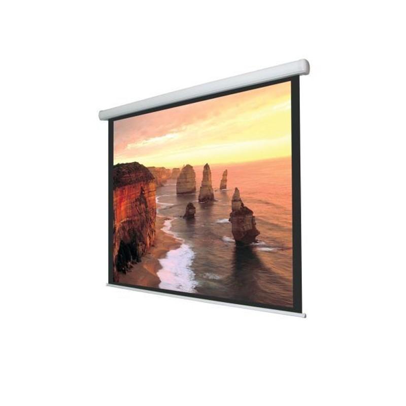 Ecran de proiectie electric Ligra Cinedomus 200x168