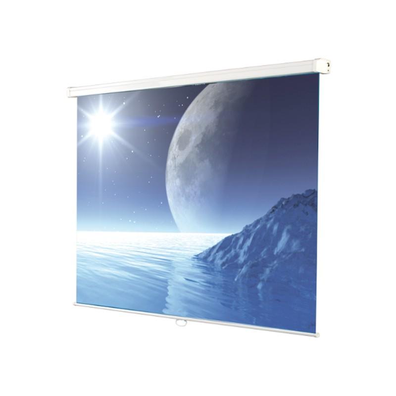 Ecran de proiectie manual Ligra Ecoroll 180x180