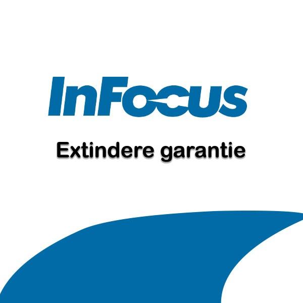 Extindere garantie InFocus