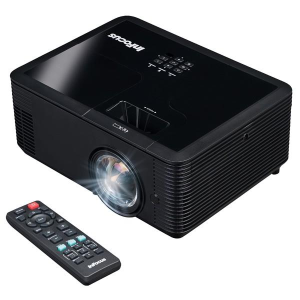 Videoproiector InFocus IN138HDST, 4000 lumeni