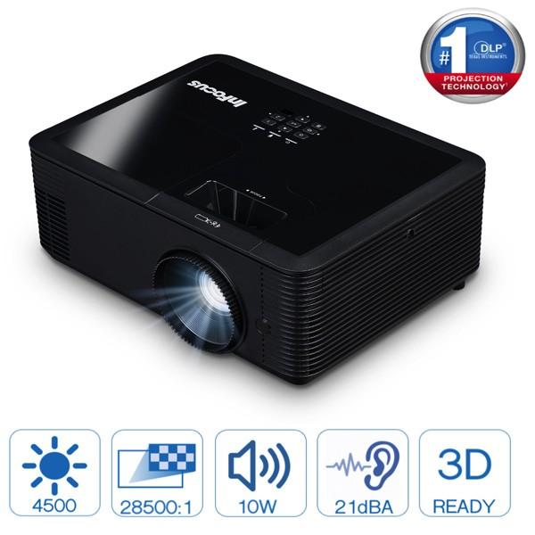 Videoproiector InFocus IN2136, 4500 lumeni
