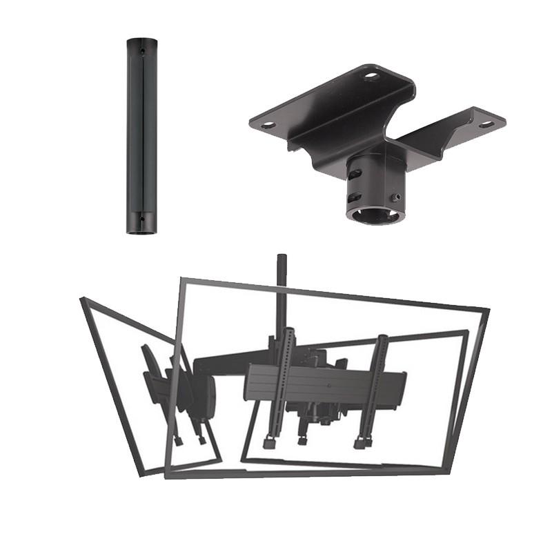 Kit suport tavan display + video-wall Chief LCM3U