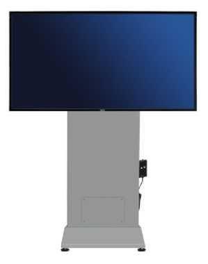 Suport motorizat fix pentru display reglabil pe inaltime DIMASA