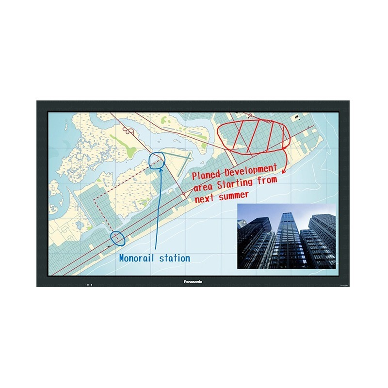 LCD Panasonic TH-65BF1E