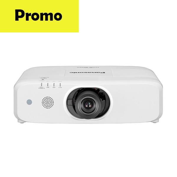 videoproiector Panasonic PT-EZ590 promo