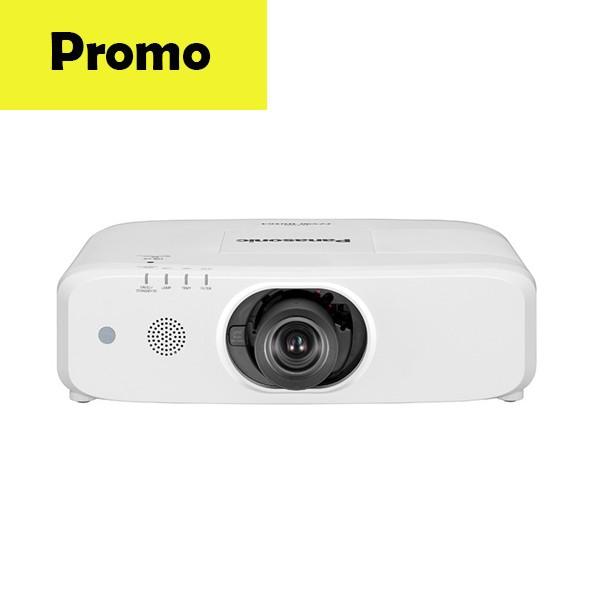 Videoproiector Panasonic PT-EZ590L LCD, 5400 lumeni