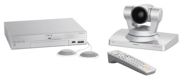 Pachet videoconferinta Sony PCS-XG80