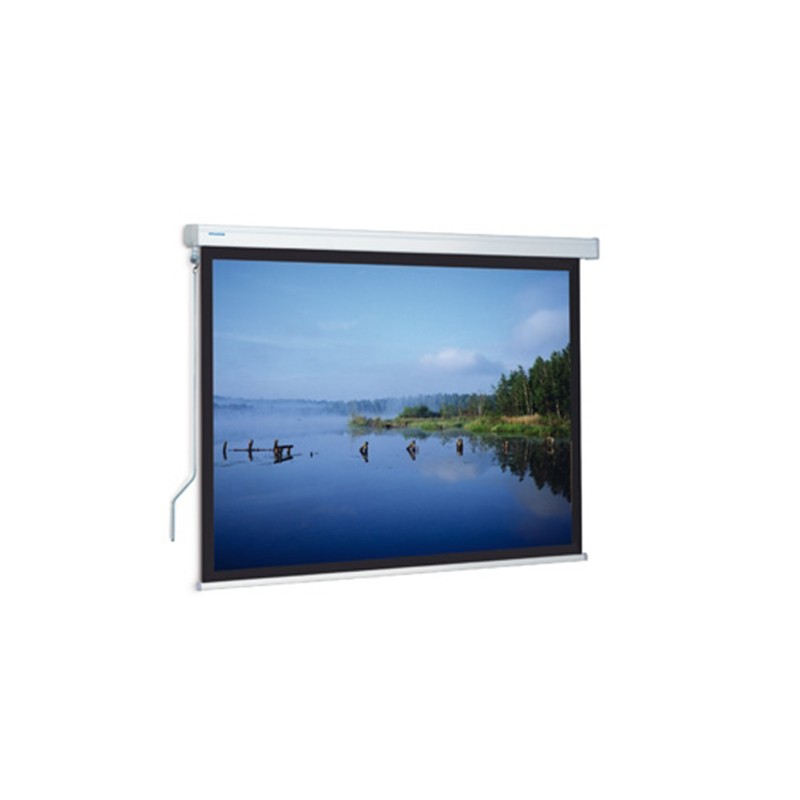 Ecran de proiectie manual compact Projecta 228 x 300 Matt White, Border