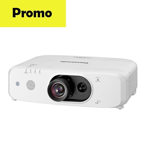 Videoproiector Panasonic PT-EZ57 LCD, 5000 lumeni