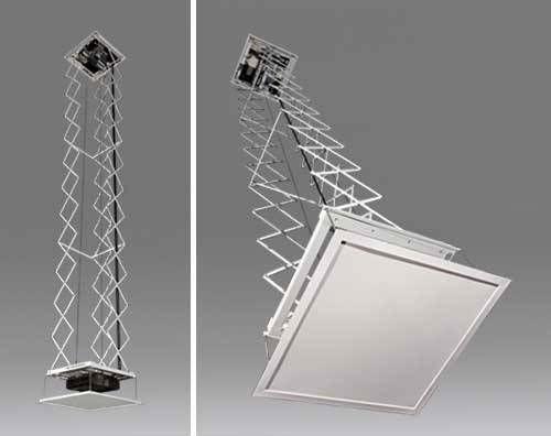 Lift Videoproiector Draper Scissor Lift SLX