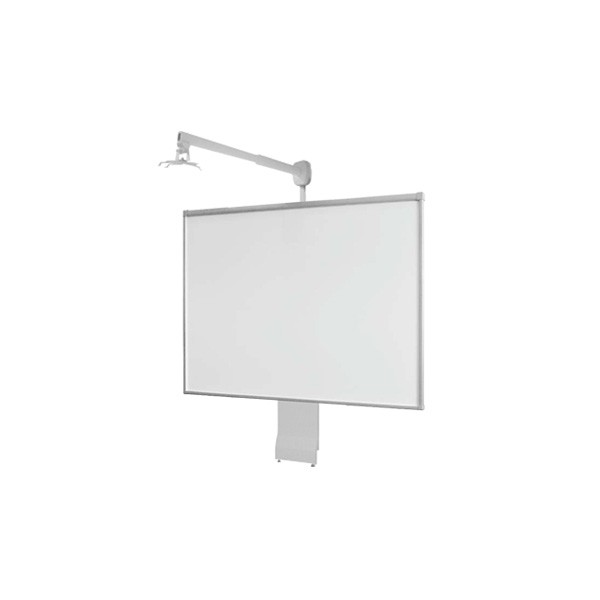 Suport manual perete pentru tabla interactiva reglabil pe inaltime DIMASA