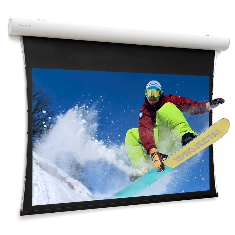 Ecran de proiectie electric tensionat Projecta 241 x 380 HD Progressive 0.9