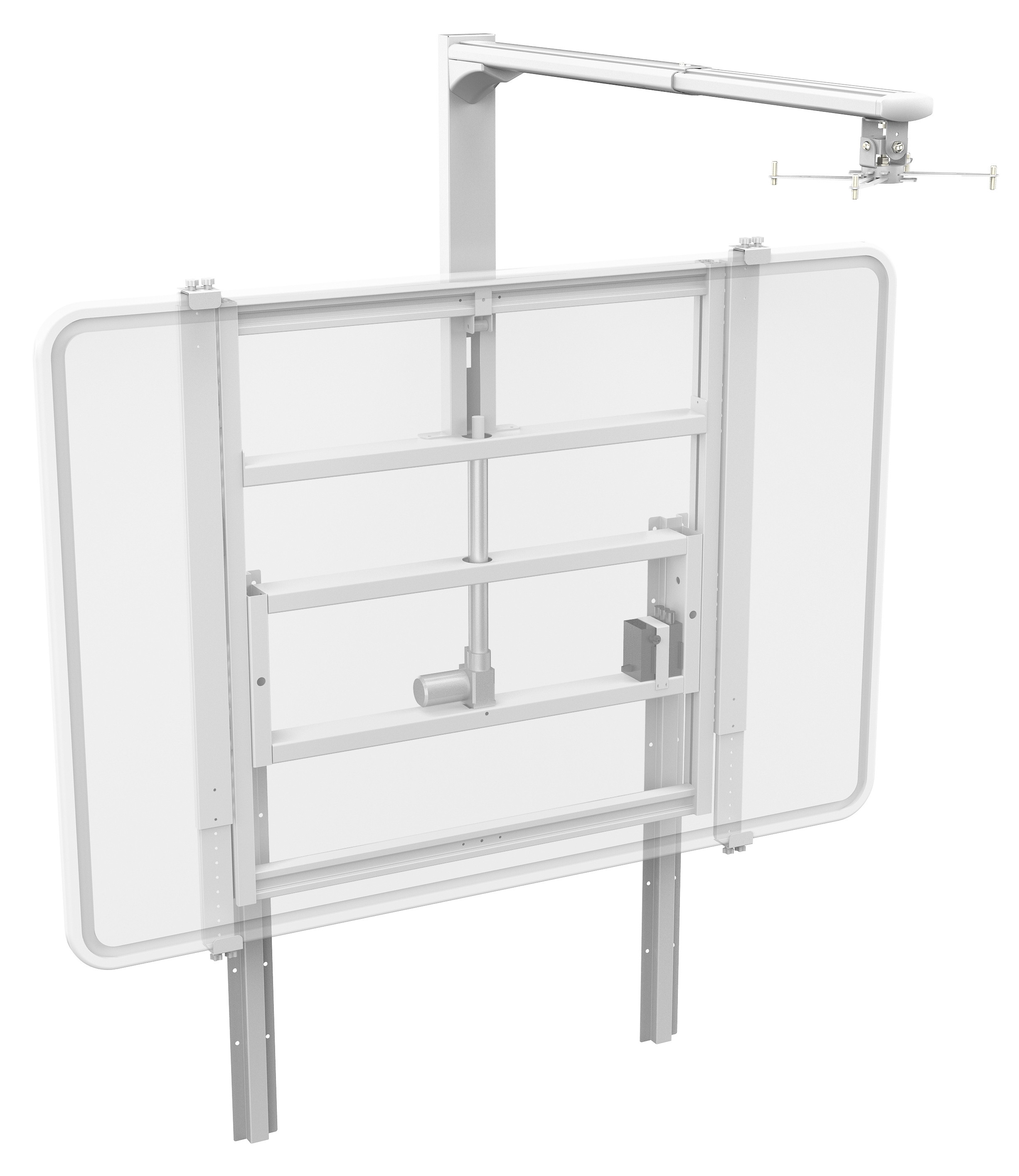 Suport motorizat pentru tabla interactiva Vision TM-WB