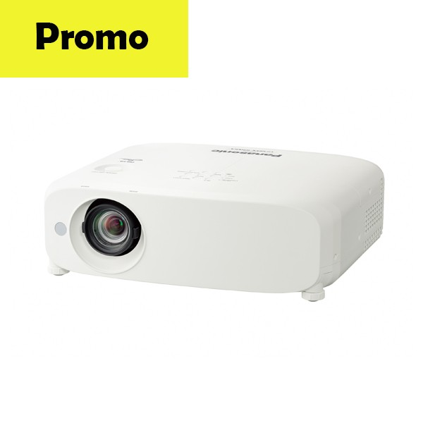 Videoproiector Panasonic PT-VZ585N promo