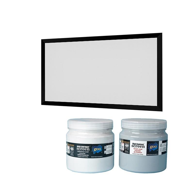Vopsea de proiectie Screen Goo High Contrast Pair 6371