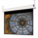 Ecran de proiectie electric Ligra incastrabil 220x168